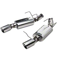 Kooks Performance Axle-Back Exhaust (11-14 GT) - Kooks 60-43-Axleback