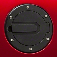 SHR Black Fuel Door (94-04 All) - SHR 5006-B