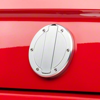 SHR Brushed Deck Lid Medallion - Classic (05-09 All) - SHR S197-400-S-CL