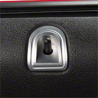 SHR Satin Door Lock Pocket (05-09 All) - SilverHorse Racing S197-550-S
