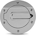 SHR Chrome Fuel Door (05-09 All) - SHR 5001-C