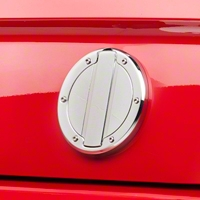 SHR Chrome Deck Lid Medallion - Classic (05-09 All) - SHR S197-400-C-CL