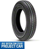 Classic All-Season Tire - 165/80-15 - AmericanMuscle Wheels CPT08