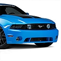 Roush Front Fascia - Unpainted (10-12 GT) - Roush Performance 420000