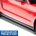 Roush Side Rocker Panel Splitters (10-14 All) - Roush Performance 420092