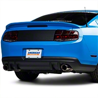 Roush Rear Valance (10-12 GT, V6) - Roush Performance 420009
