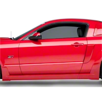 Roush Rocker Molding Kit - Unpainted (05-09 All) - Roush Performance 401337