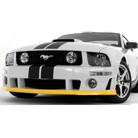 Roush Chin Spoiler - Unpainted (05-09 GT, V6) - Roush Performance 401269