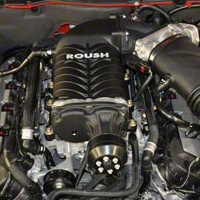 Roush TVS R2300 540HP Supercharger Kit - Automatic (11-12 GT) - Roush Performance 421277