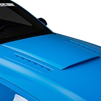 Roush Hood Scoop - Unpainted (13-14 GT, V6, BOSS) - Roush 421395