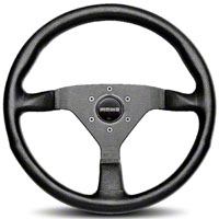 MOMO Monte Carlo Steering Wheel (84-14 All) - MOMO USA MCL35BK1B
