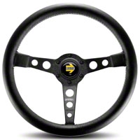 MOMO Prototipo Steering Wheel (84-14 All) - MOMO USA PRO35BK2B