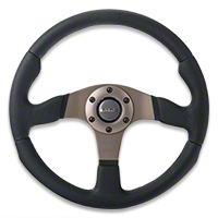 MOMO Race Steering Wheel (84-14 All) - MOMO USA RCE35BK1B