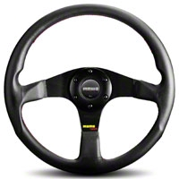 MOMO Tuner Steering Wheel (84-14 All) - MOMO USA TUN35BK0B