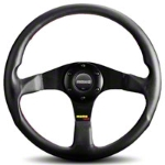 MOMO USA Tuner Steering Wheel (84-14 All) - MOMO USA TUN35BK0B