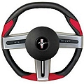 Grant Steering Wheel - Black/Red (05-09 All) - Grant Steering Wheels 52103