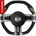 Grant Steering Wheel - Black/Gray (10-14 All) - Grant 52201