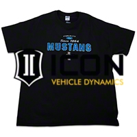 Mustang T-Shirt - AM Accessories FM-088