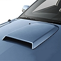 Hood Scoop - Unpainted (05-09 GT, V6)