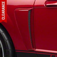 GT Style Side Scoops - Unpainted (99-04 All) - AM Exterior 71313-00
