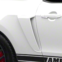MMD Side Scoops - Unpainted (10-14 All) - MMD 71317-00