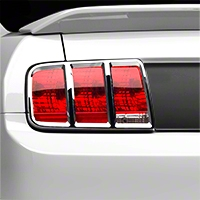 MMD Tail Light Trim - Chrome (05-09 All) - MMD 71321-88