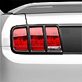 MMD Tail Light Trim - Matte Black (05-09 All) - MMD 71321-99