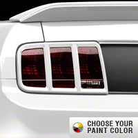 MMD Tail Light Trim - Pre-Painted (05-09 All) - MMD 71321