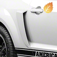 MMD Side Scoops - Unpainted (05-09 All) - MMD 71322-00