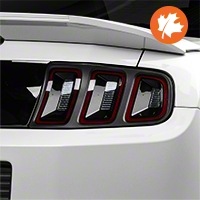 MMD Matte Black Tail Light Trim (13-14 All) - MMD 71324-99