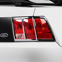 MMD Chrome Tail Light Trim (99-04 All) - MMD 71325-88