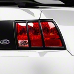 MMD Matte Black Tail Light Trim (99-04 All) - MMD 71325-99