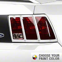 MMD Tail Light Trim - Pre-painted (99-04 All) - MMD 71325