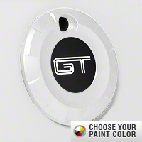 MMD Trunk Emblem Surround - Pre-painted (05-09 All) - MMD 71337