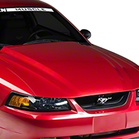 Cervini's 1995 Style Cobra R Hood - Unpainted (99-04 All) - Cervini's 153
