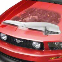 Cervini's Functional Ram Air Kit for Concept Hood (05-09 GT, V6) - Cervini's 8029