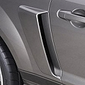 Cervini's Side Scoops - Unpainted (05-09 All) - Cervini's 4306