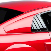 Cervini's Quarter Window Covers - Unpainted (05-14 All) - Cervini's 4334