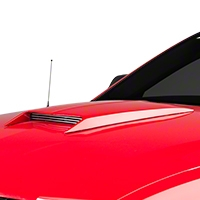 Cervini's M1 Hood Scoop - Unpainted (05-09 GT, V6) - Cervini's 4320