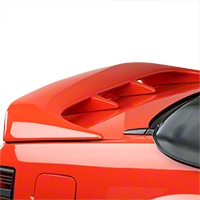 Cervini's Cobra Style Rear Wing - Coupe/Convertible - Unpainted (79-93 All) - Cervini's 211