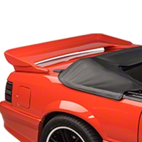 Cervini's Saleen Rear Wing - Coupe/Convertible - Unpainted (79-93 All) - Cervini's 201