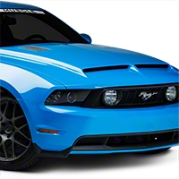 Cervini's Ram Air Type IV Hood - Unpainted (10-12 GT, V6) - Cervini's 1201