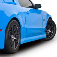 Cervinis Stalker Side Skirts - Unpainted (10-14 All) - Cervini's 4360-4391