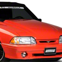 Cervini's 2.5in 1995 Cobra R Style Hood - Unpainted (87-93 All) - Cervini's 136
