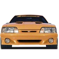 Cervini Stalker Front Bumper Cover - Unpainted (87-93 All) - Cervini's 3334