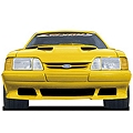Cervini's Saleen Style Front Air Dam (87-90 LX) - Cervini's 4323