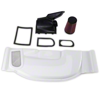 Cervini's Functional Ram Air Induction Kit (87-93 5.0L) - Cervini's 8006