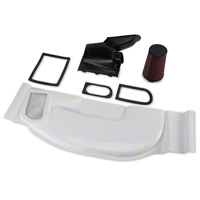 Cervini's Functional Ram Air Kit for Stormin Norman Hood (87-93 5.0L) - Cervini's 8007