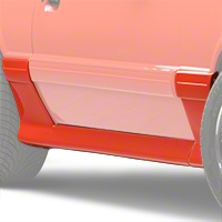 Cervini 93 Cobra Style Side Skirts (87-93) - Cervini's 4335