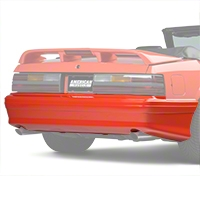 Cervini Cobra Rear Bumper Cover - Unpainted (79-93 All) - Cervini's 3336